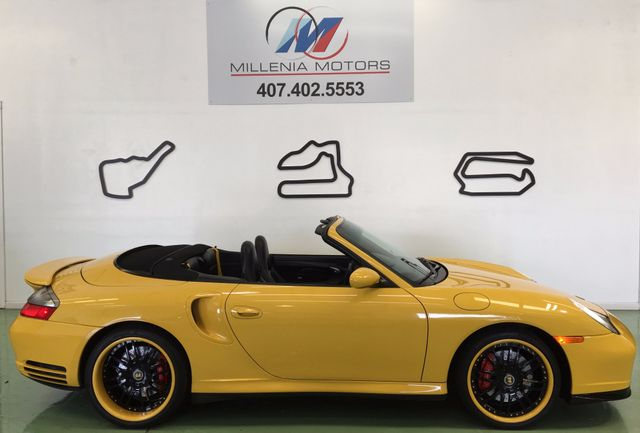 2004 Porsche 911 Turbo Longwood, FL 11