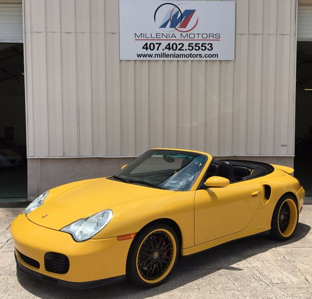 2004 Porsche 911 Turbo Longwood, FL 45