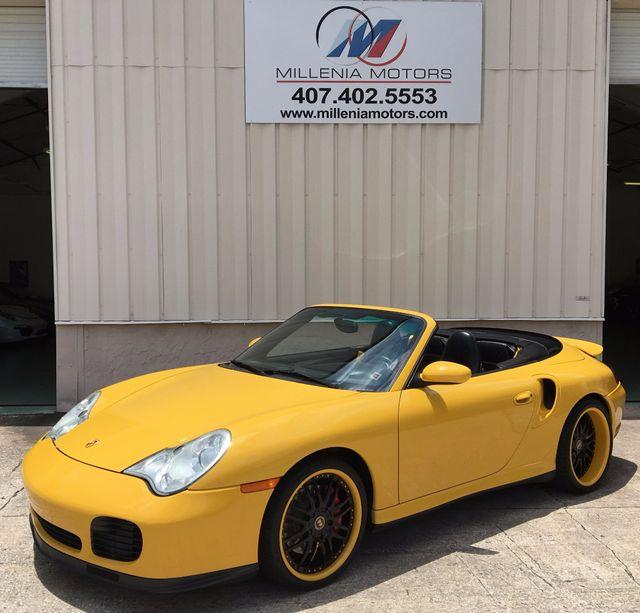 2004 Porsche 911 Turbo Longwood, FL 45