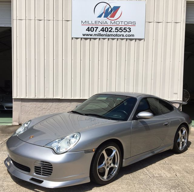 2004 Porsche 911 40th Ann Carrera Longwood, FL 36