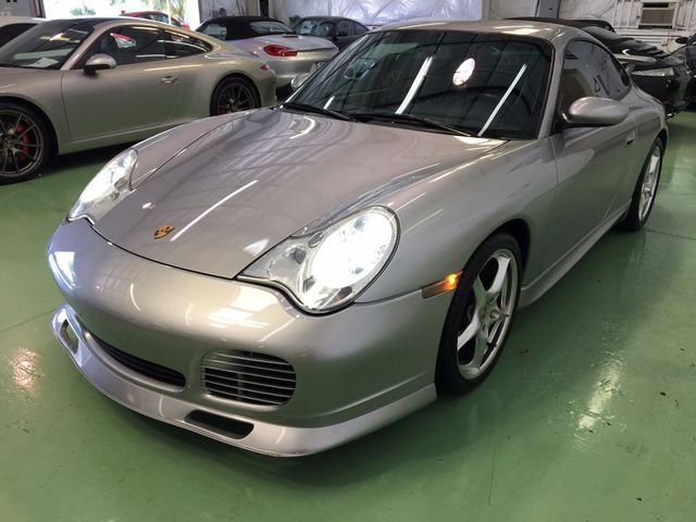 2004 Porsche 911 40th Ann Carrera Longwood, FL 5
