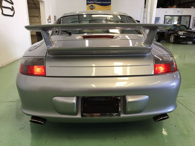 2004 Porsche 911 40th Ann Carrera Longwood, FL 9