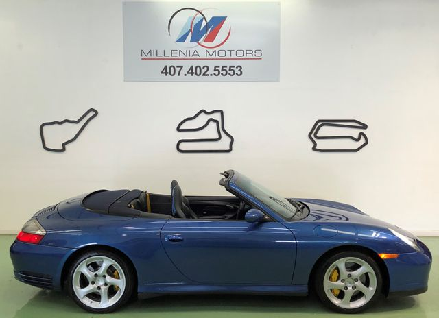 2004 Porsche 911 Carrera 4S Longwood, FL 0