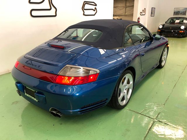 2004 Porsche 911 Carrera 4S Longwood, FL 34