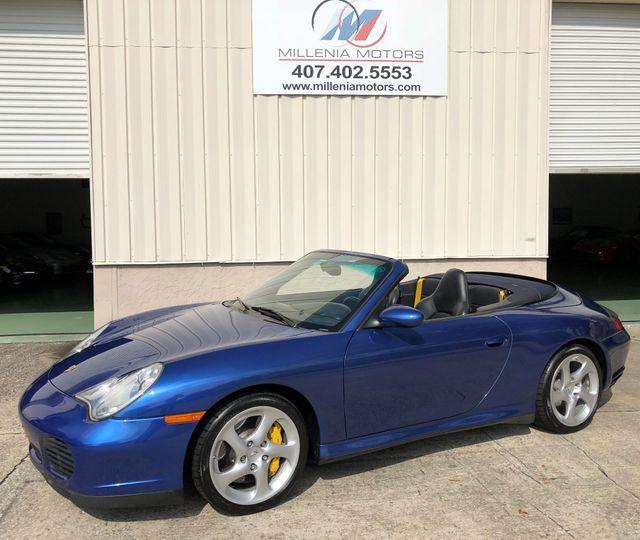 2004 Porsche 911 Carrera 4S Longwood, FL 44
