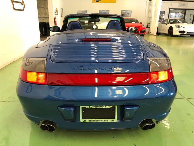 2004 Porsche 911 Carrera 4S Longwood, FL 9