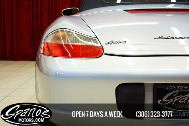 2004 Porsche Boxster Daytona Beach, FL 9