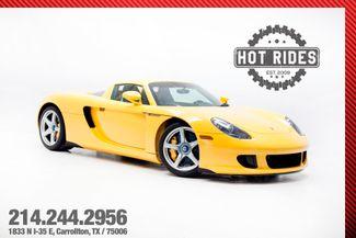 2004 Porsche Carrera GT  | Carrollton, TX | Texas Hot Rides in Carrollton