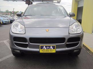 2004 Porsche Cayenne S Englewood, Colorado 2