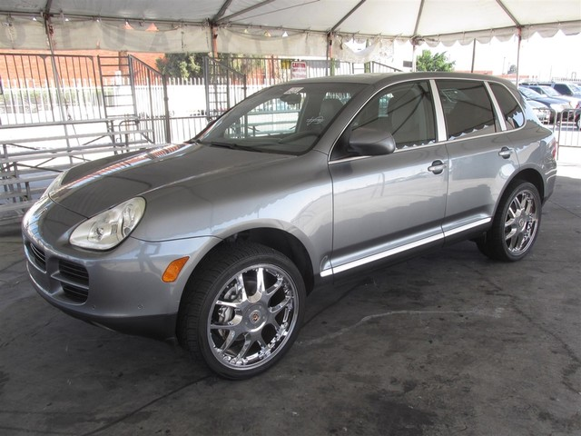 2004 Porsche Cayenne S Please call or e-mail to check availability All of our vehicles are avai