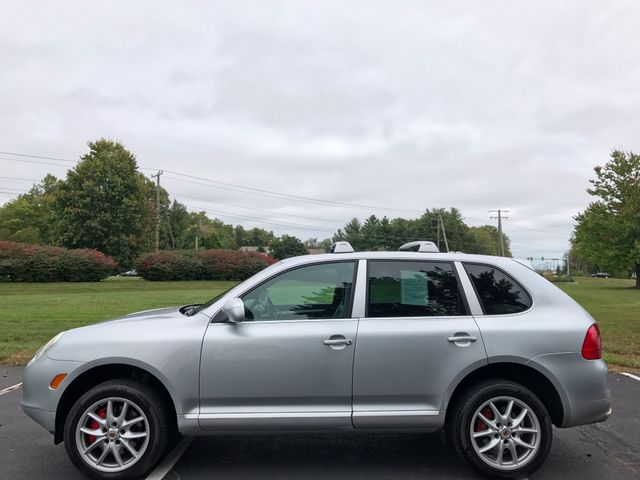 2004 Porsche Cayenne Turbo Leesburg, Virginia 4