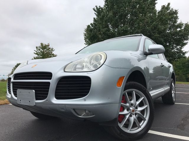 2004 Porsche Cayenne Turbo Leesburg, Virginia 0