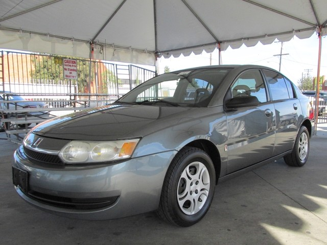 2004 Saturn Ion ION 2 Please call or e-mail to check availability All of our vehicles are availa