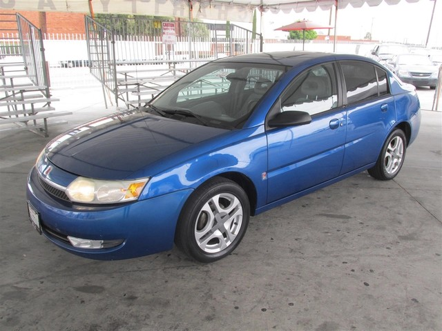 2004 Saturn Ion ION 3 Please call or e-mail to check availability All of our vehicles are avail