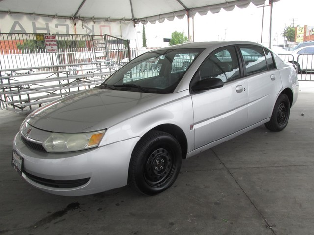 2004 Saturn Ion ION 2 This particular Vehicles true mileage is unknown TMU Please call or e-ma