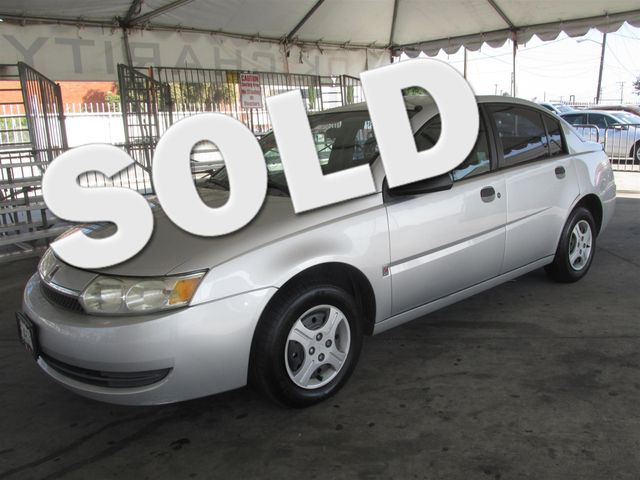 2004 Saturn Ion ION 1 Please call or e-mail to check availability All of our vehicles are avail