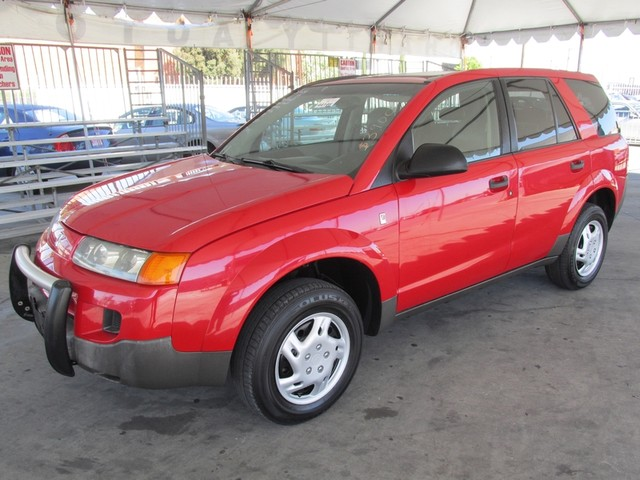 2004 Saturn VUE This particular Vehicles true mileage is unknown TMU Please call or e-mail to