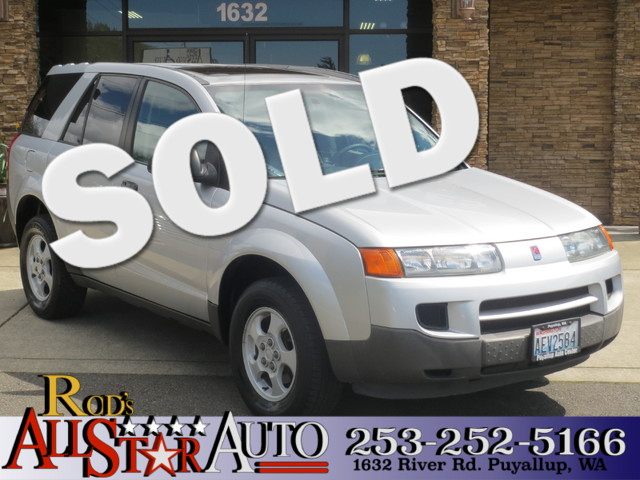 2004 Saturn VUE The CARFAX Buy Back Guarantee that comes with this vehicle means that you can buy