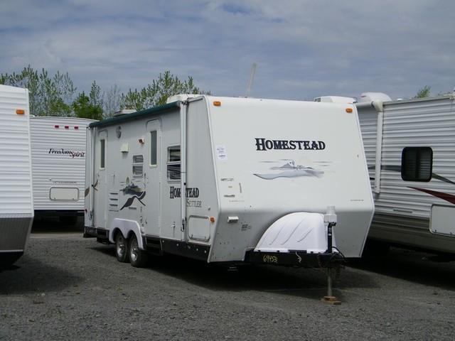 2004 Starcraft Homestead Settler 255BH  city NY  Barrys Auto Center  in Brockport, NY