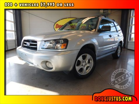 2004 Subaru Forester XS w/Prm & Lthr in Airport Motor Mile ( Metro Knoxville ), TN