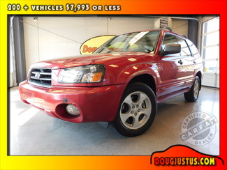 2004 Subaru Forester XS (New Timing Belt, Head Gaskets, & Clutch!) in Airport Motor Mile ( Metro Knoxville ), TN