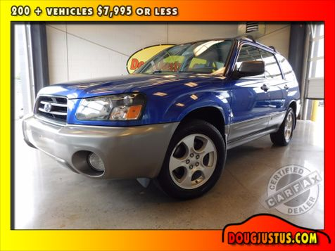 2004 Subaru Forester XS in Airport Motor Mile ( Metro Knoxville ), TN