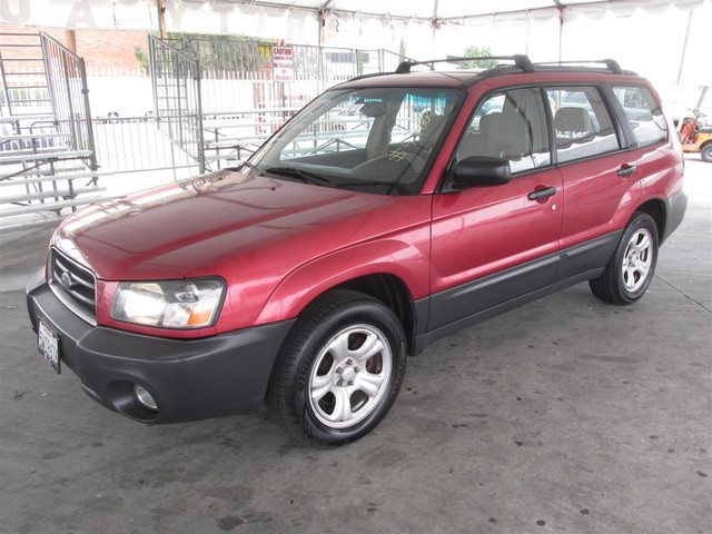 2004 Subaru Forester X Please call or e-mail to check availability All of our vehicles are avai