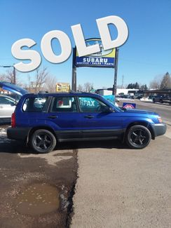 2004 Subaru Forester X= REBUILT ENGINE=NEW CLUTCH Golden, Colorado