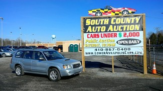 2004 Subaru Forester in Harwood, MD