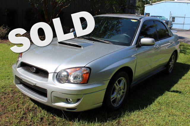 2004 Subaru Impreza WRX w/Premium Pkg | Charleston, SC | Charleston Auto Sales in Charleston SC