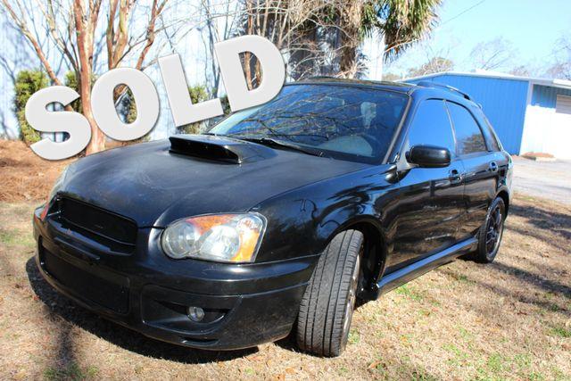 2004 Subaru Impreza WRX Sport   Charleston, SC   Charleston Auto Sales in Charleston SC