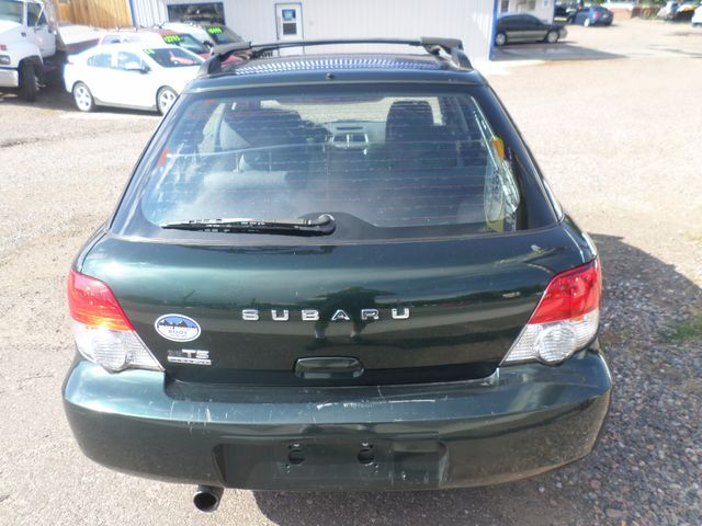 2004 Subaru Impreza TS SPORT, 30 DAY POWERTRAIN WARRANTY!! Golden, Colorado 3