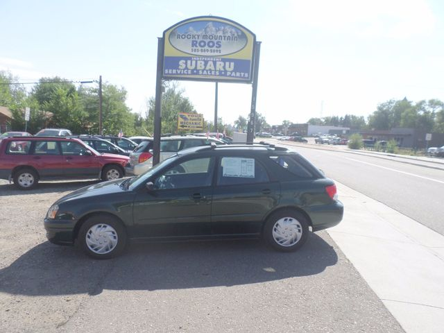 2004 Subaru Impreza TS SPORT, 30 DAY POWERTRAIN WARRANTY!! Golden, Colorado 1
