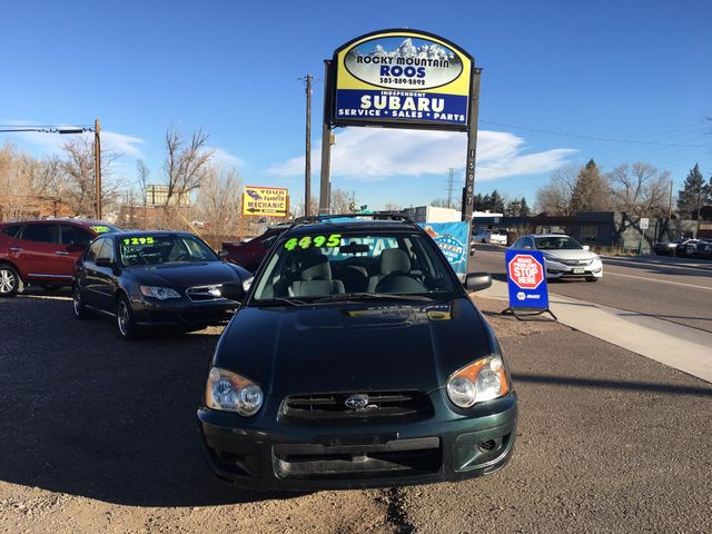 2004 Subaru Impreza TS SPORT, 30 DAY POWERTRAIN WARRANTY!! Golden, Colorado 1