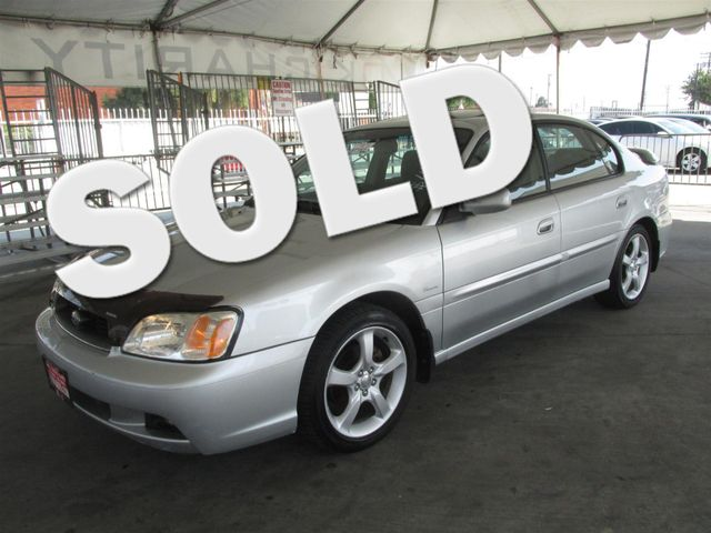 2004 Subaru Legacy L 35th Ann Please call or e-mail to check availability All of our vehicles