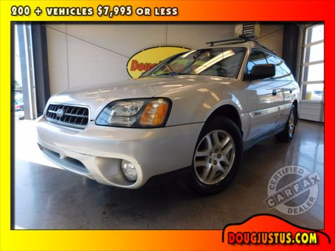 2004 Subaru Outback  in Airport Motor Mile ( Metro Knoxville ), TN