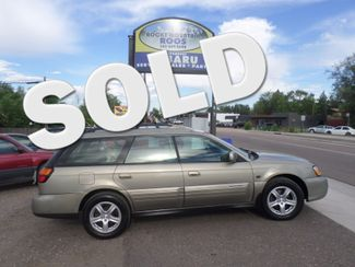 2004 Subaru Outback H6 L.L. Bean Edition Golden, Colorado