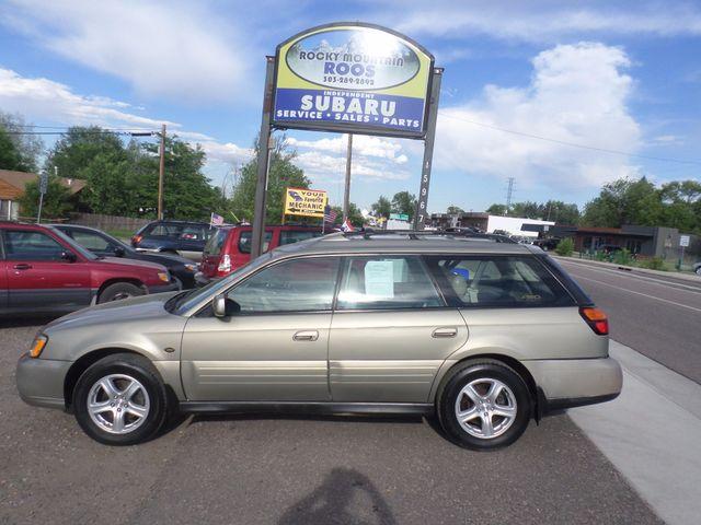 2004 Subaru Outback H6 L.L. Bean Edition Golden, Colorado 2