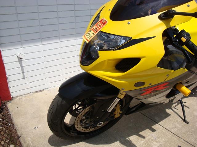 2004 Suzuki GSXR 750 Daytona Beach, FL 15