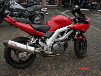 2004 Suzuki SV650 Spartanburg, South Carolina