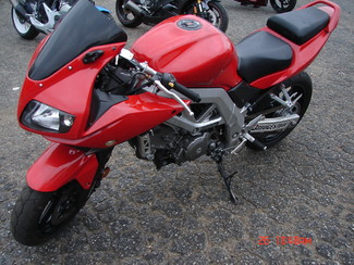 2004 Suzuki SV650 Spartanburg, South Carolina 2