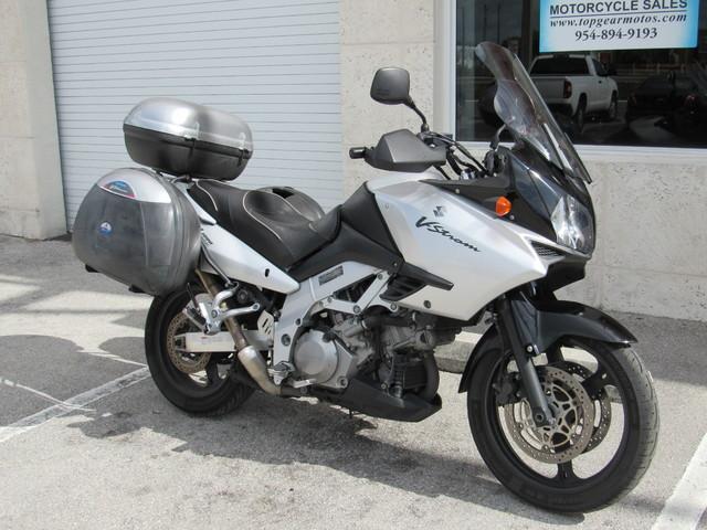 2004 Suzuki V-Strom 1000 Dania Beach, Florida 1