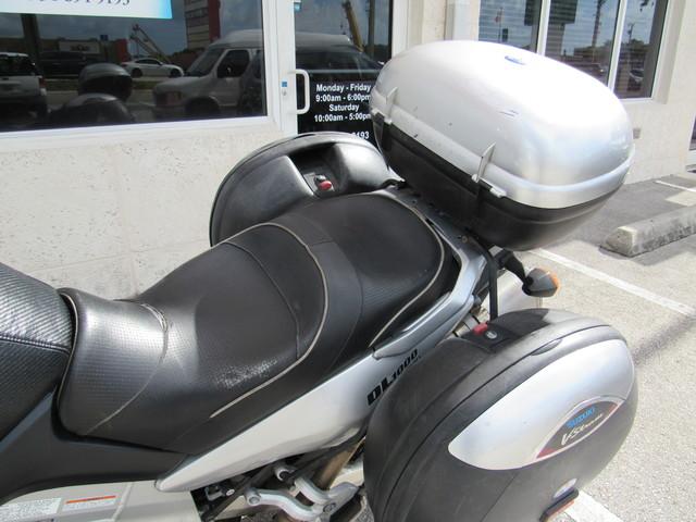 2004 Suzuki V-Strom 1000 Dania Beach, Florida 14