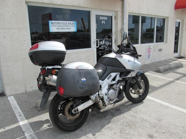 2004 Suzuki V-Strom 1000 Dania Beach, Florida 5