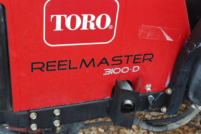 2004 Toro Reelmaster 3100D Triplex mower San Antonio, Texas 1