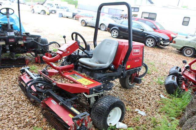 2004 Toro Reelmaster 3100D Triplex mower San Antonio, Texas 0