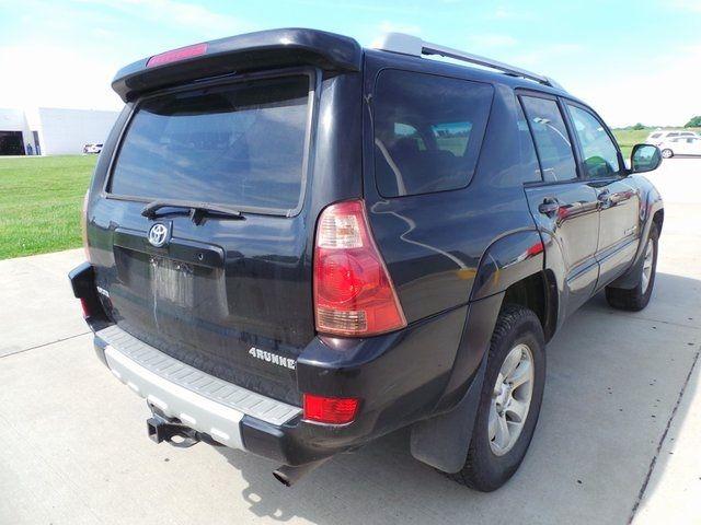 2004 Toyota 4Runner SR5 Sport Cape Girardeau, Missouri 8