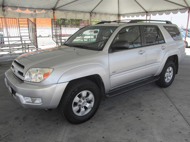 2004 Toyota 4Runner SR5 Sport Please call or e-mail to check availability All of our vehicles a
