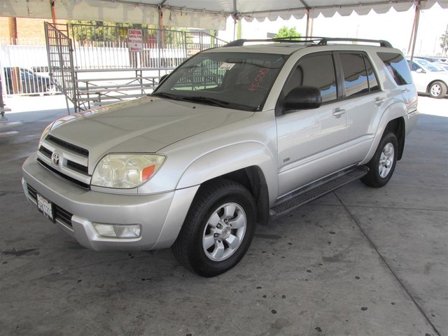 2004 Toyota 4Runner SR5 Please call or e-mail to check availability All of our vehicles are ava