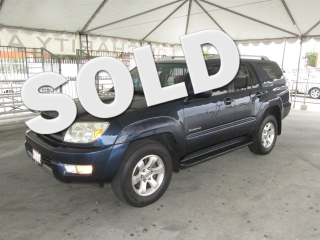 2004 Toyota 4Runner SR5 Sport This particular Vehicles true mileage is unknown TMU Please call